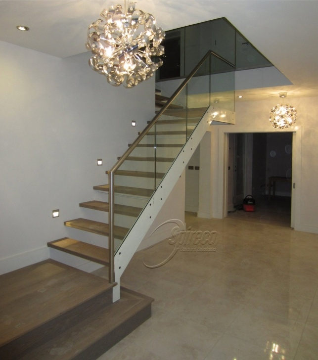 Wall Mounted Floating Stairs Remi's Stairs | Spireco Spiral Stairs Image 107