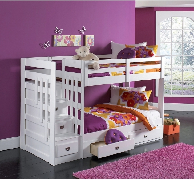 Loft Bed With Stairs And Desk Design Pics 61
