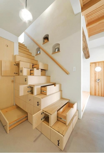 Oak Staircase Ideas Interior Contemporary Oak Unfinished Stairs With Storage Under Stairs Images 73