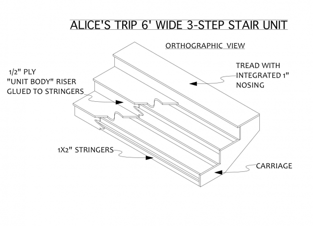 Stair Stringer Dimensions Construction Image 05