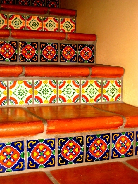 Tiles For Stair Risers Custom Tile Stair Risers Flickr Photo Sharing Photos 22