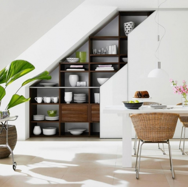 Under Stairs Storage Ideas Wall Images 44