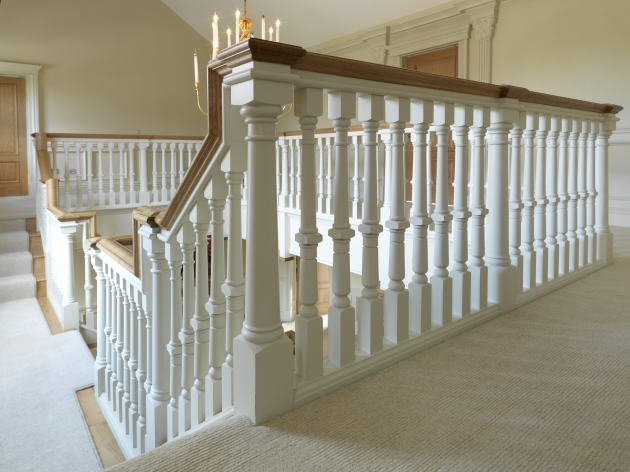 Wood Stair Spindles Home Stair Design Pics 59