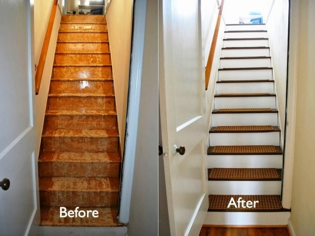 Wood Stair Treads Non Slip Picture 21