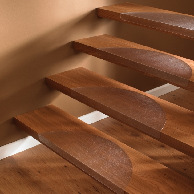 Wood Stair Treads With Non Slip Stair Treads Functional Design Pictures 98
