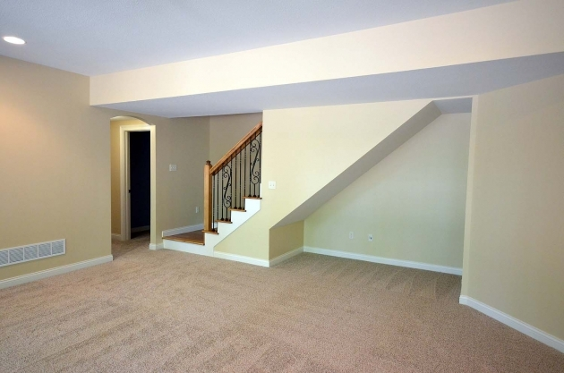 Basement Stairs Railing Stairs To Basement Open Rail At Bottom Space Under Stairs Images 85