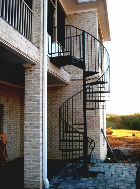 Spiral Staircase Design Beautiful Metal Spiral Staircase Outdoor Patio Designs Pictures 96