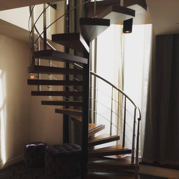 Spiral Staircase Design Have A Spiral Staircase To Make Your Home Stylish Pic 17
