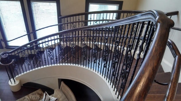 Curved Staircase Railing Curved Stairway Remodeling And Curved Stair Parts Pictures 95