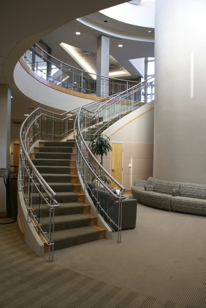 Curved Staircase Railing HENNESSY LEXUS Images 73