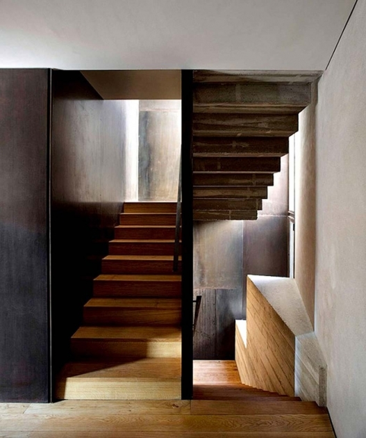 Designs For Stairs With A Landing Half Lander Staircase Design Steel Fabrication Pictures 18