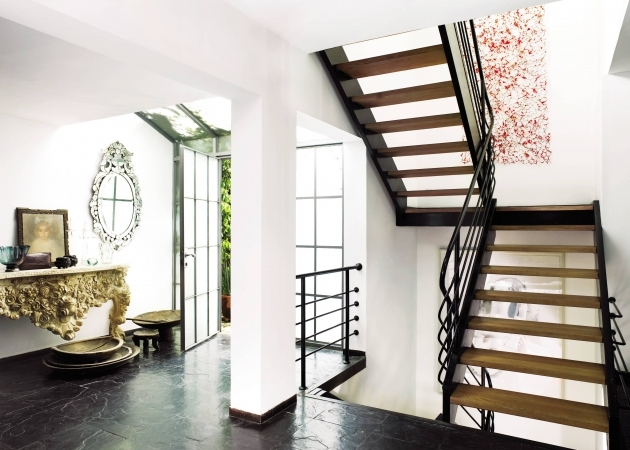 Designs For Stairs With A Landing Simple Design Interior Staircase Side Trim Interior Staircase Ideas Picture 81