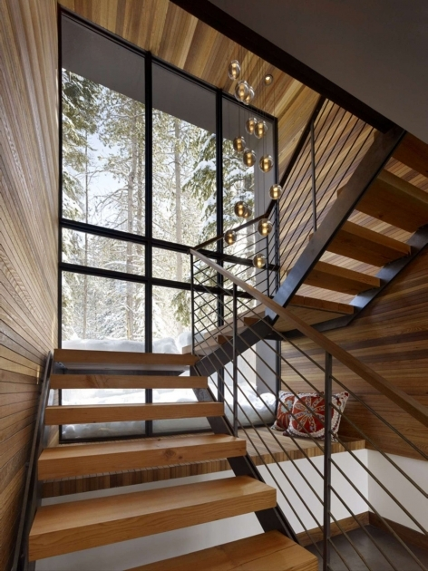 Designs For Stairs With A Landing Staircase Modern Constructions Types Design Picture 43