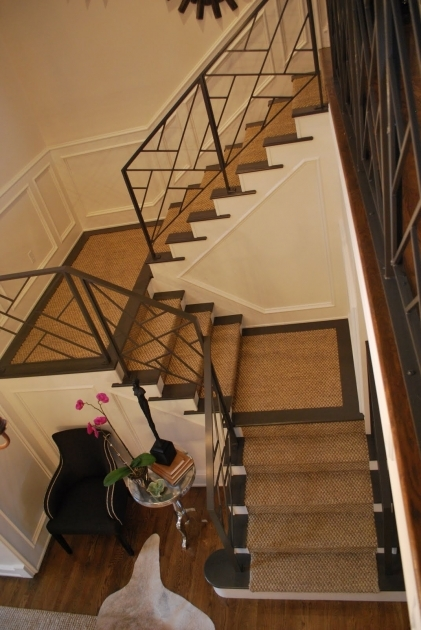 Designs For Stairs With A Landing With Ceiling Fan Was Removed From The Upstairs Landing Photos 82