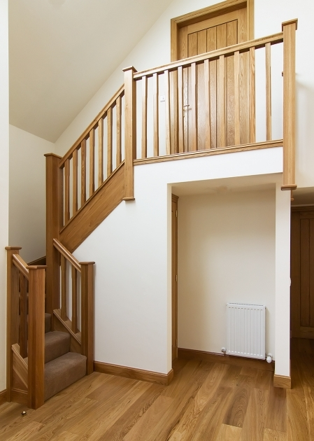 Oak Staircase Spindles Bespoke Staircase Design Manufacture And Professional Picture 37