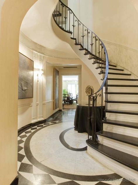 Open Staircase Railing Great House Picture 69