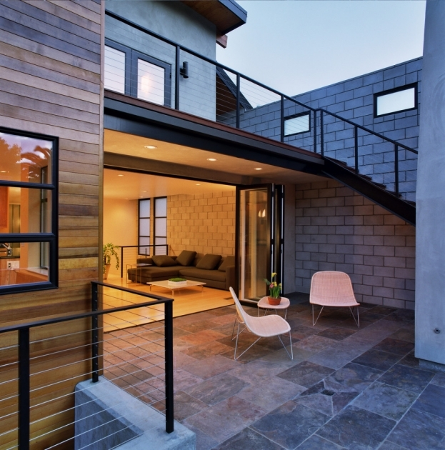 Open Staircase Railing Outdoor Picture 94