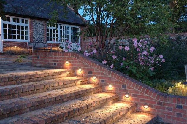 Outdoor Stairs Lighting Outdoor Step Lighting Led Picture 34
