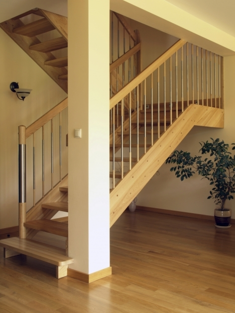 Staircase Spindles Wood Gallery Photo 91