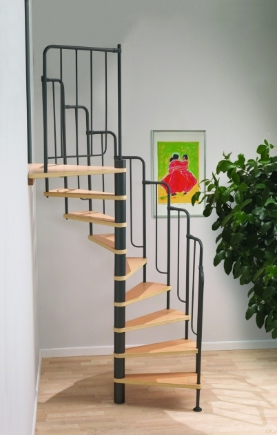 Standard Spiral Staircase Dimensions Dolle Barcelona Spiral Stair Kit The Barcelona 1400mm Picture 44