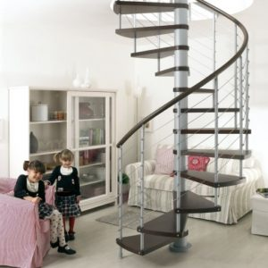 Standard Spiral Staircase Dimensions