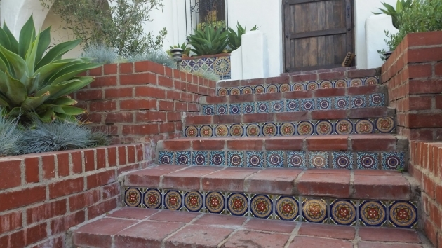Tiles For Stairs Outdoors Avente Tile Talk Discover Design With Historic Spanish Tile Photos 24
