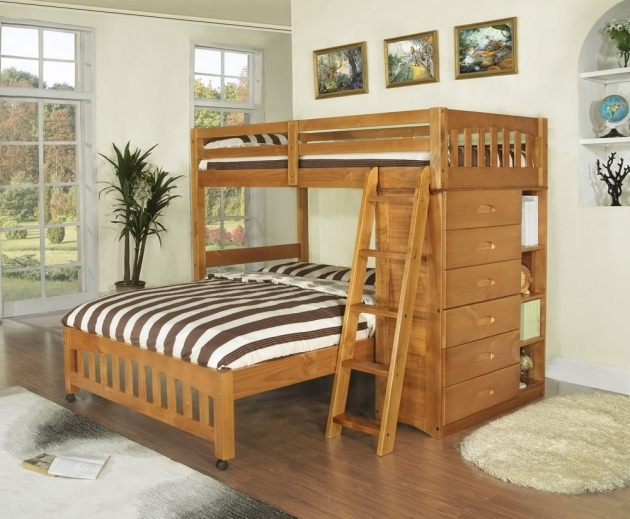 Twin Over Full Bunk Bed With Stairs Home Design Ideas Photos 67