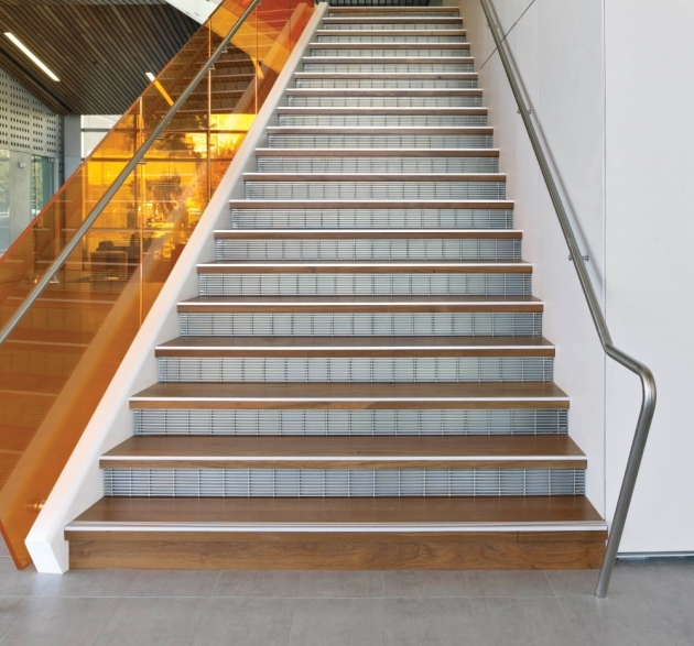 Decorative Stair Risers Metal Stair Treads Picture 48