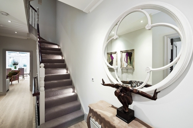 Designs For Stairs And Halls Design House Style Villa Corridor Photo 98