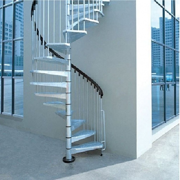 Exterior Spiral Staircase Kits Lowes Pictures 84
