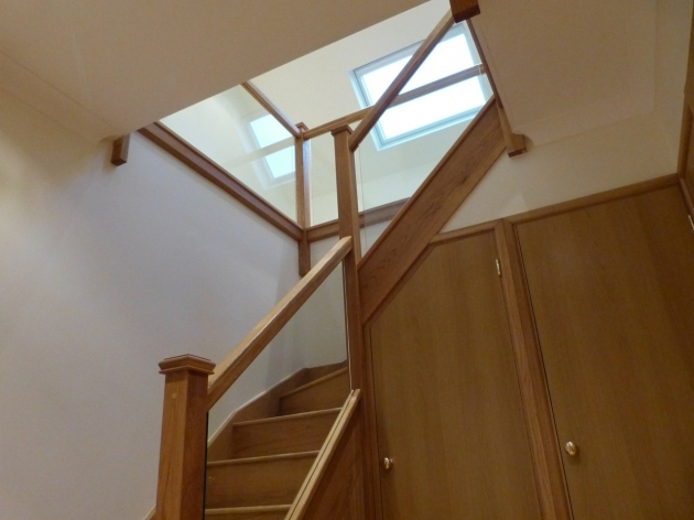 Oak Staircases With Glass Balustrade Design Room Stairs Interior Pictures 66
