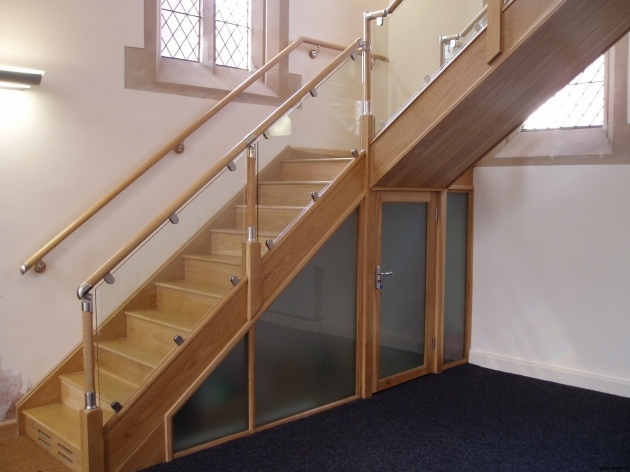 Oak Staircases With Glass Balustrade Gallery Picture 70
