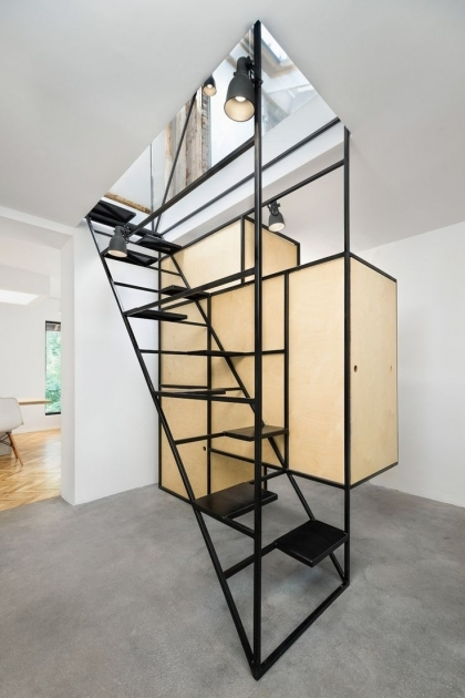 Small House Staircase Designs Ideas Stair For Small Space Pictures 11