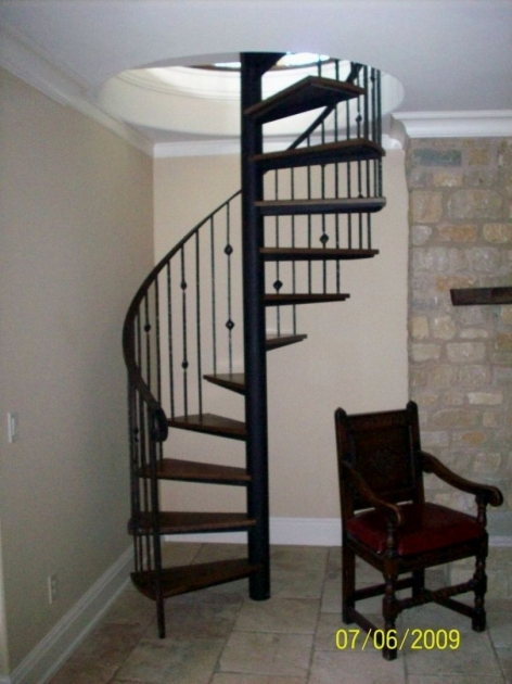 Smallest Spiral Staircase Dimensions Home Design Pictures 92