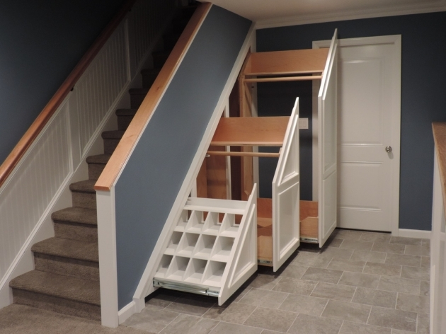 under Stairs Shoe Storage Solutions Small Space Images 29
