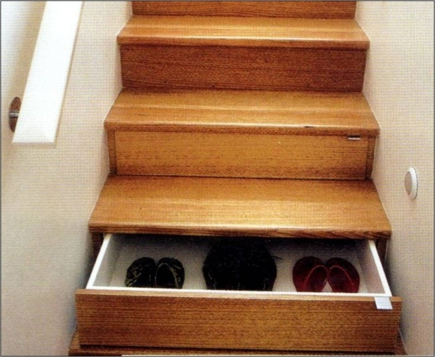 Wooden Floor Tiles With Drawer Ideas Pics 12