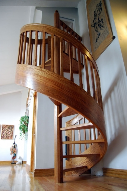 Wooden Spiral Staircase Kits Design Of Your House Photos 54