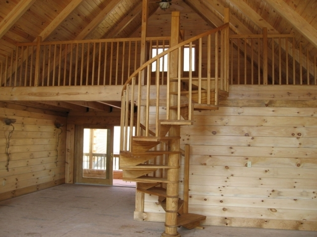 Wooden Spiral Staircase Plans Design Ideas Pics 56
