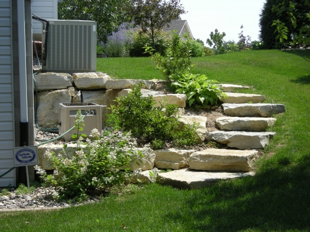 Building Stairs Into A Hill Ideas About Landscape Steps Pictures 78