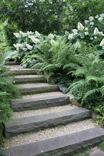 Building Stairs Into A Hill Ideas Landscaping Photos 99