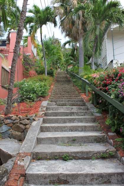 Building Stairs Into A Hill Preservation Photos 61