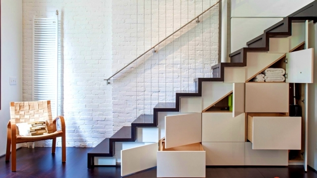 California Closets Under Stairs Smart Steps Stair Storage Staircase Solutions Pics 47