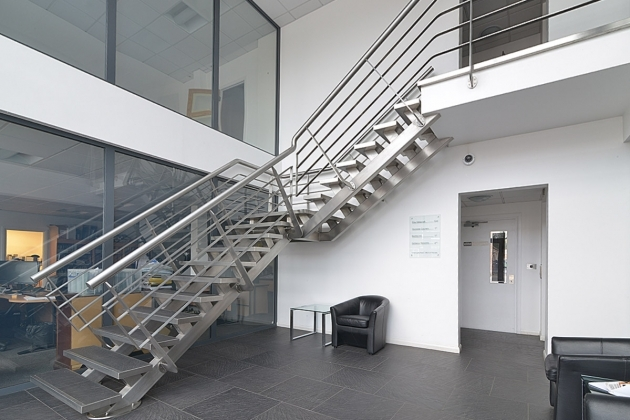 Metal Staircase Design House Ideas Pic 54