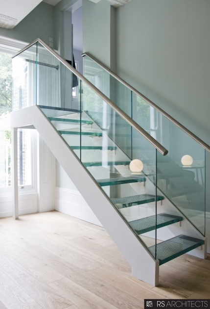 Staircase Glass Railing Designs Ideas About Glass Balustrade Image 93