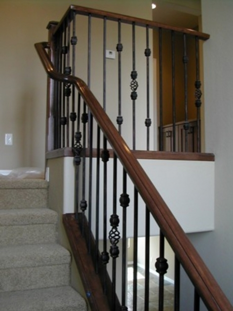 Staircase Railings Interior Stairs Furniture Design Images 52