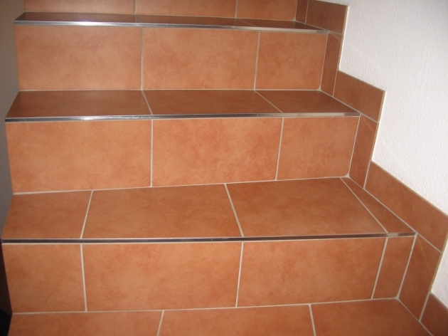 Tiling Stairs Edge Schluter Profiles Westside Tile And Stone Photo 81