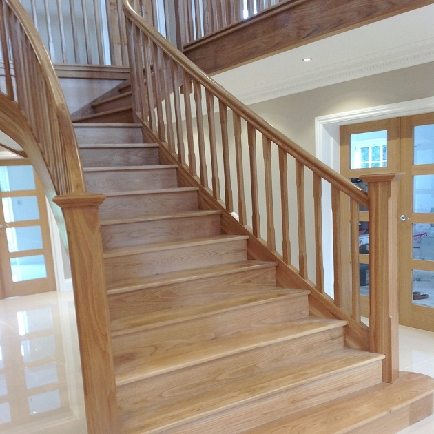 Wood Handrail Profiles Lohan Joinery Classic Stairs Pictures 26