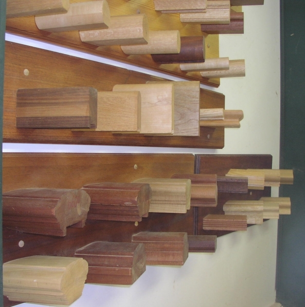 Wood Handrail Profiles Wooden Hand Rails Finials And Caps Picture 35