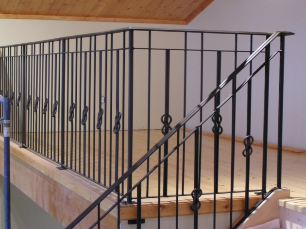 Wrought Iron Stair Railing Diy Picture 81