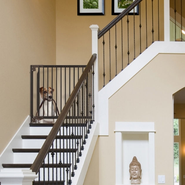 35 Inch Pet Gates For Stairs Photos 43